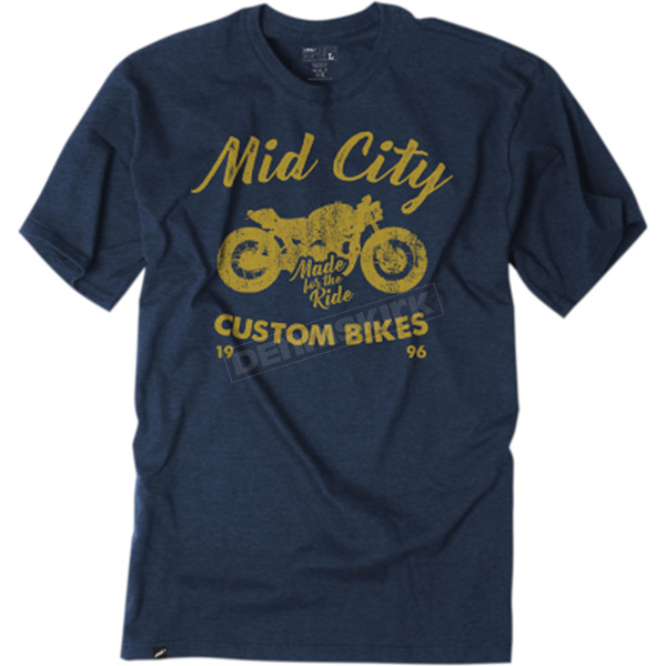 Factory Effex Navy Mid City T-Shirt  - 20-87826