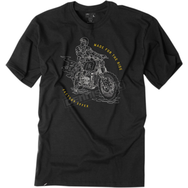 Factory Effex Black Nomad T-Shirt  - 20-87848