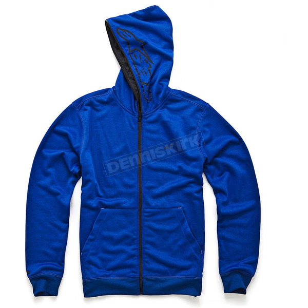 Alpinestars Blue Freemont Zip Hoody - 1013530047210XL