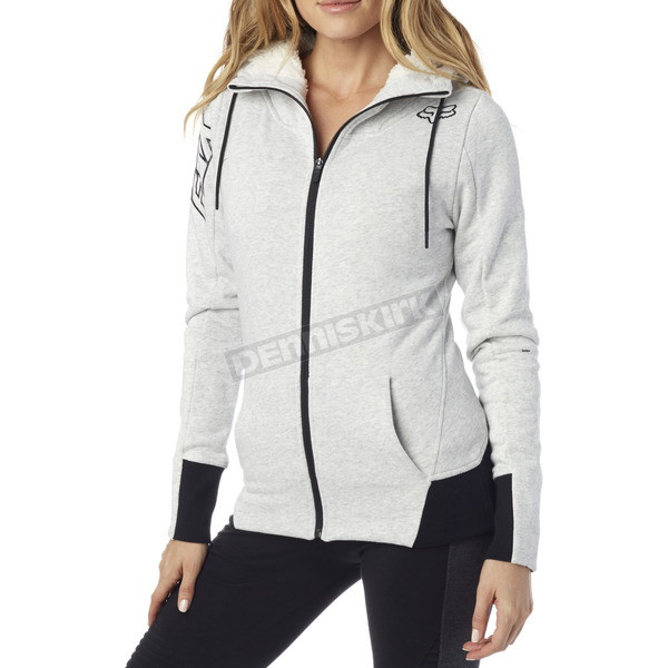 Fox Women's Objective Zip Sherpa Hoody - 17474-416-XS