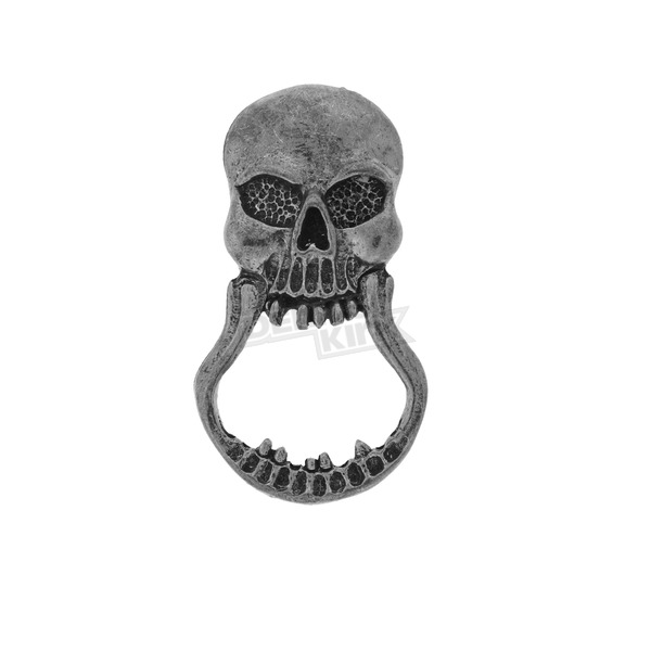 Hot Leathers Pewter Skull Sunglasses Holder Pin - SGH1007