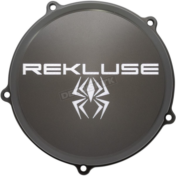 Black Clutch Cover - RMS-369