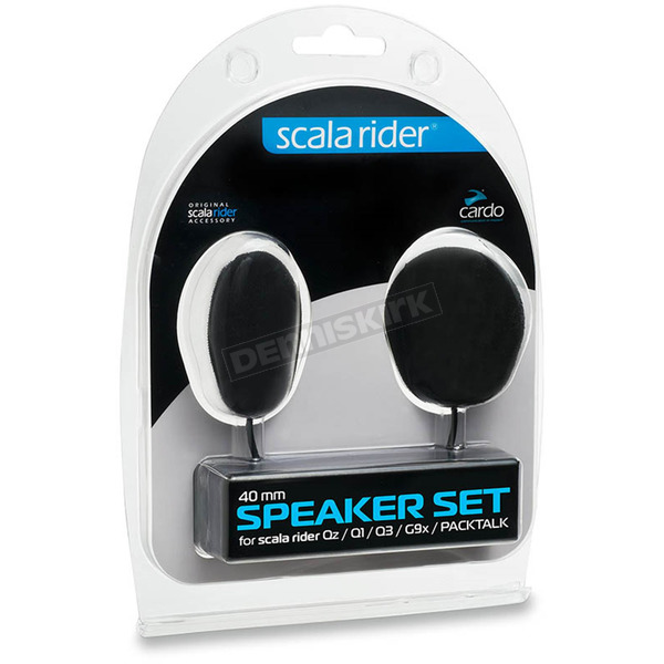 Cardo Systems Speakers Set for Scala Rider Headset - SPAU0002
