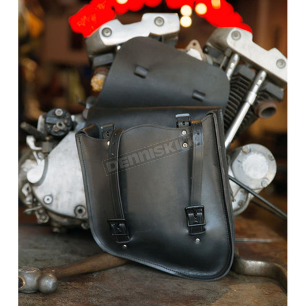 Nash Motorcycle Co. Skate Sack Saddlebag - SKTSACKL