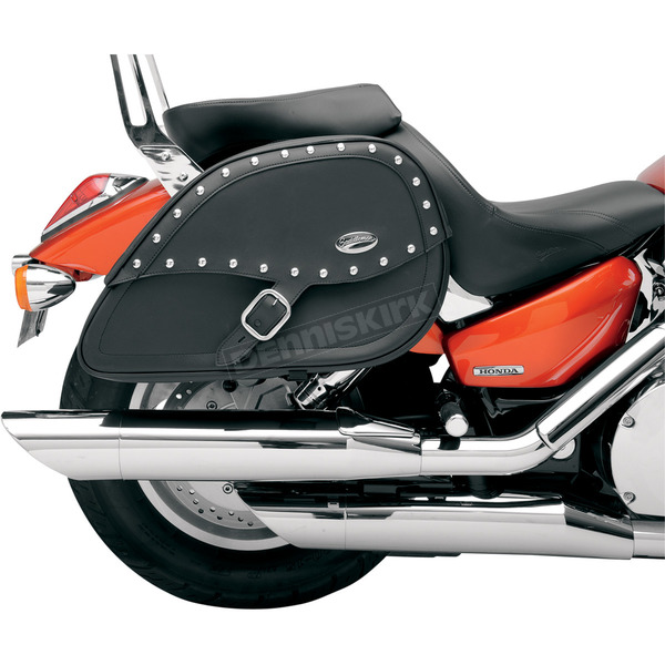 Saddlemen Rigid-Mount Specific-Fit Desperado Teardrop Saddlebags - 3501-0476