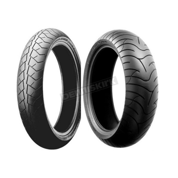 Bridgestone Battlax BT-020 Tire