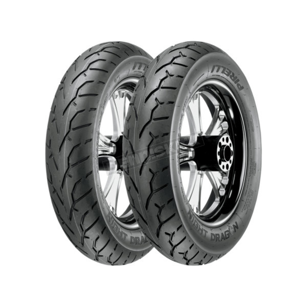 Pirelli Night Dragon Tire