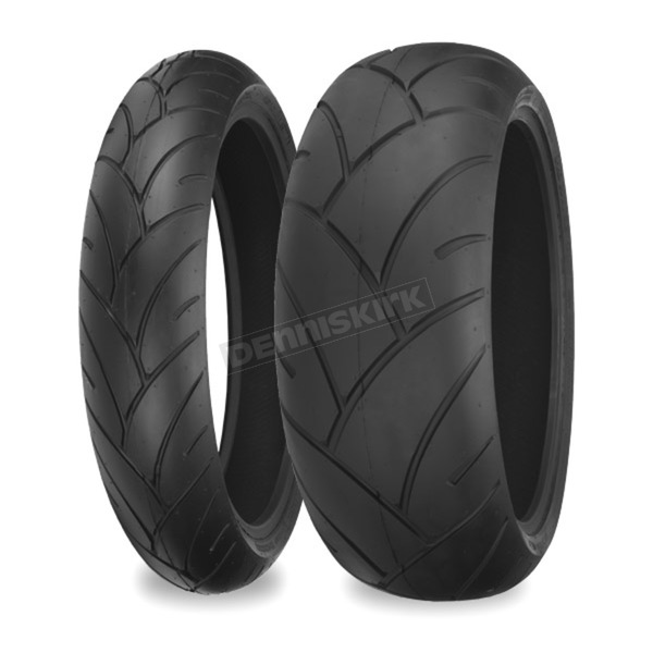 Shinko F005 & R005 Advance Tire
