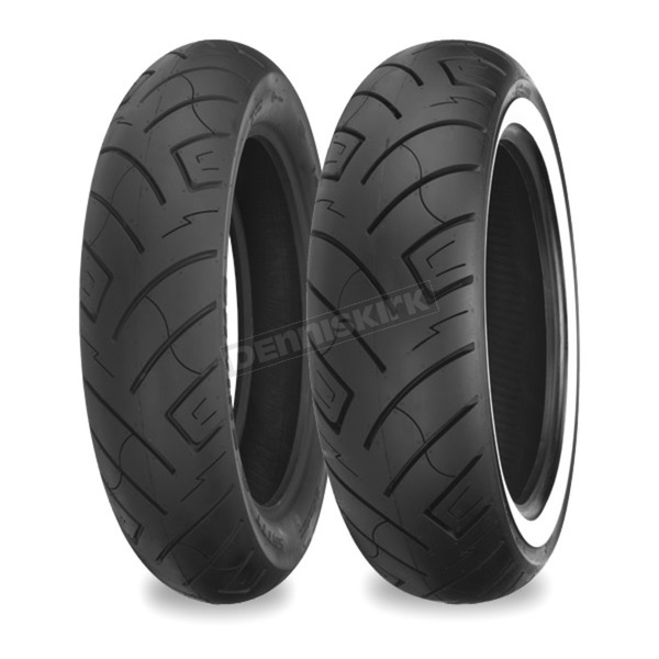 Shinko 777 HD Reflector Tires