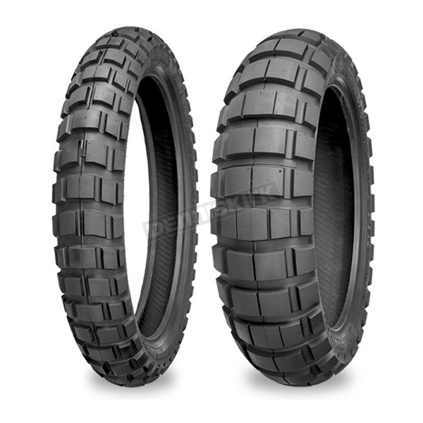 Shinko 804 & 805 Series Adventure Trail Tires