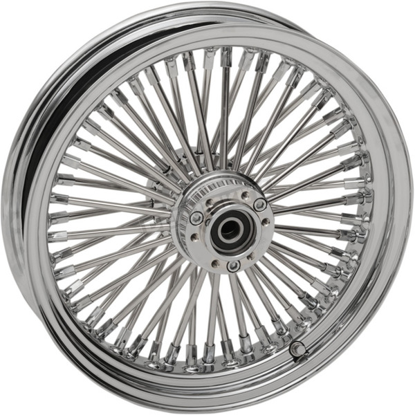 Drag Specialties Front 21x3.50 60 Spoke Laced Wheel Assembly  - 0203-0608