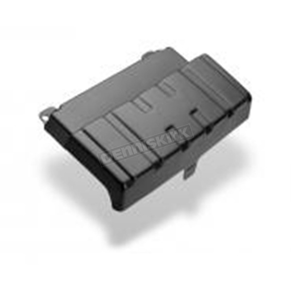 Maier Black Stealth Battery/Electrical Cover - 11779-20