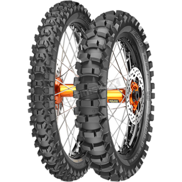 Metzeler MC360 Midsoft Tire