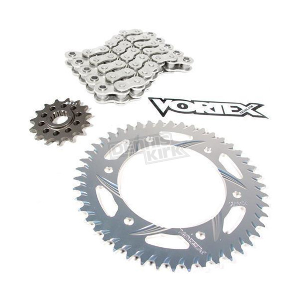 Vortex Steel 520SV3 WSS Chain and Sprocket Kit - CK2271