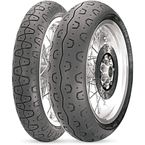 Front Phantom Sportscomp 100/90-18 Blackwall Tire - 2499000