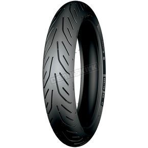 Michelin Front Pilot Power 3 120/70ZR-17 Blackwall Tire - 36789