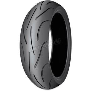 Michelin Rear Pilot Power 190/55ZR-17 Blackwall Tire - 15553