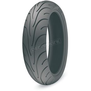 Michelin Rear Pilot Road 2 180/55ZR-17 Blackwall Tire - 34584