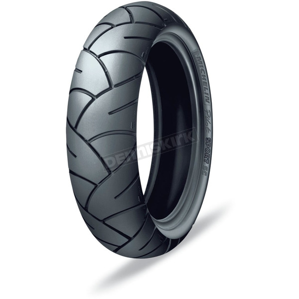Michelin Front Pilot Sport SC 120/70HR-14 Blackwall Tire - 26355