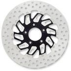 11 1/2 in. Supra Platinum Cut Two-Piece Brake Rotor - 01331522SUPLSBP