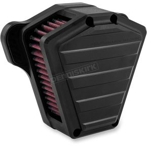 Performance Machine Black Ops Drive Air Cleaner - 0206-2117-SMB