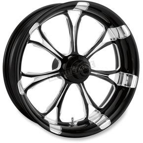Performance Machine Platinum Cut 18 x 5.5 Paramount One-Piece Wheel for Models w/ABS - 12697814RPARBMP