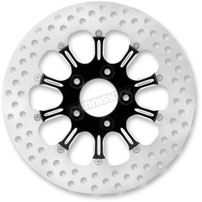 Performance Machine 11 1/2 in. Rear Revel Platinum Cut Two-Piece Brake Rotor - 01331523RELSBMP