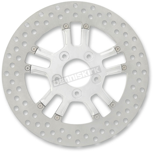 Performance Machine 11 1/2 in. Dixon Chrome Two-Piece Brake Rotor - 01331522DIXSCH