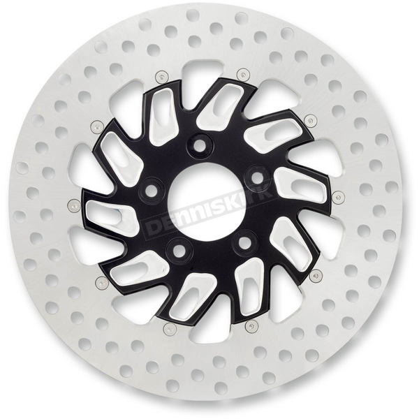 Performance Machine 11 1/2 in. Supra Platinum Cut Two-Piece Brake Rotor - 01331523SUPRSBP