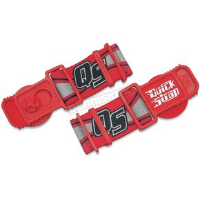 Roko Sports Red Quick Strap  - QS-10