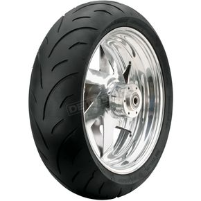 Dunlop Rear Qualifier 180/55ZR-17 Blackwall Tire - 32AB-30