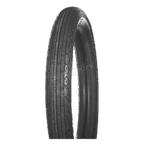 Continental Front RB2 Conti Twin 3.25H-19 Blackwall Tire - 02481150000