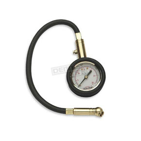Accu-Gage Dial Tire Gauge With Hose-0-30 PSI - RH30XA