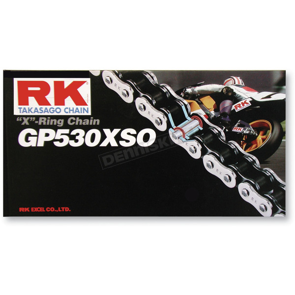 RK GB530XSOZ1 X-Ring Chain - GB530XSOZ1-116