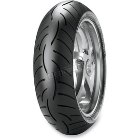 Metzeler Rear Roadtec Z8 Interact 170/60ZR/17 Blackwall Tire - 2491900
