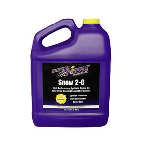 Royal Purple 2 Cycle TCWIII Snow Oil - 04511