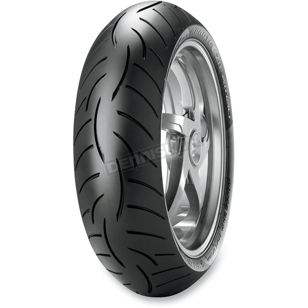 Metzeler Rear Roadtec Z8 Interact 190/50ZR-17 Blackwall Tire - 2008600