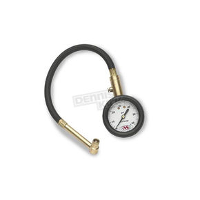 Accu-Gage Dial Tire Gauge with Hose  - RRA60X
