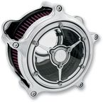 Chrome Clarity Air Cleaner - 0206-2059-CH