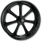 21 in. x 3.5 in. Diesel One-Piece Black Ops Aluminum Wheel - 12027106DIEJSMB