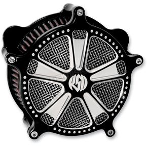 Roland Sands Design Contrast Cut Judge Venturi Air Cleaner - 0206-2026-BM