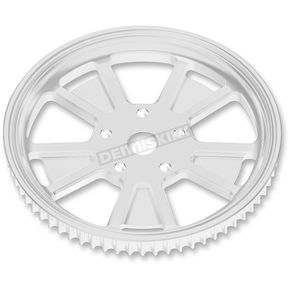 Roland Sands Design Raider Chrome Forged Aluminum Pulley - 00935466RRDCH