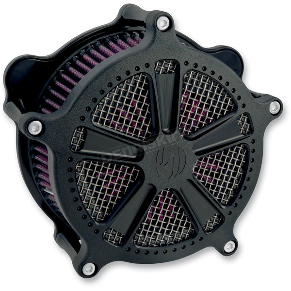 Roland Sands Design Black Ops Judge Venturi Air Cleaner - 0206-2026-SMB