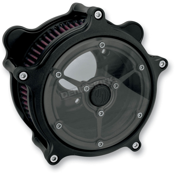 Roland Sands Design Black Ops Clarity Air Cleaner - 0206-2059-SMB