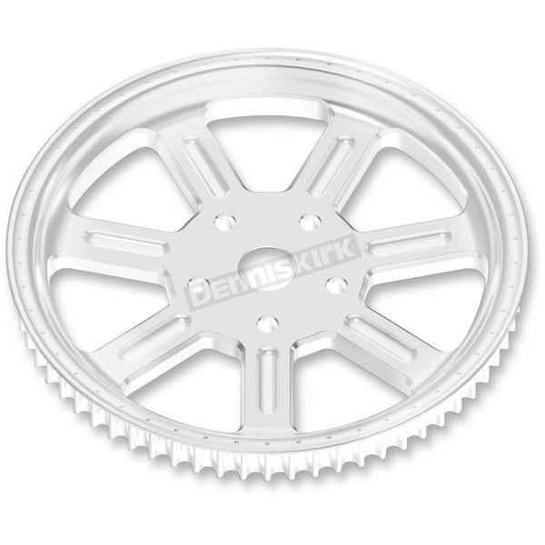 Roland Sands Design Delmar Chrome Forged Aluminum Pulley - 00935466DELCH
