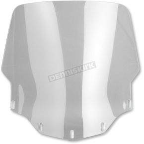 Slip Streamer Standard Replacement Fairing Windshield - S-166-M