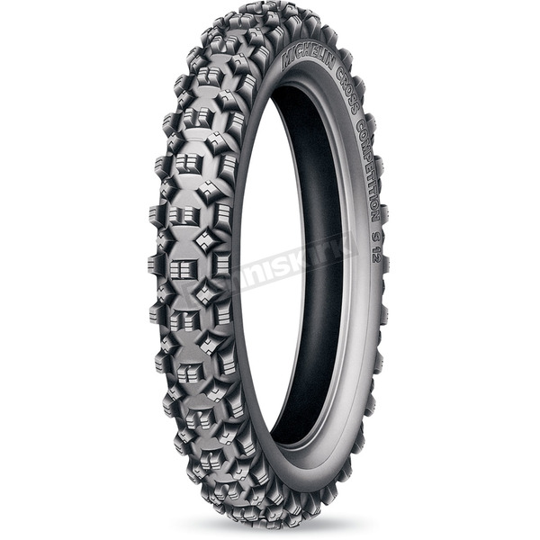Front S12 XC 90/90-21 Tire - 08325