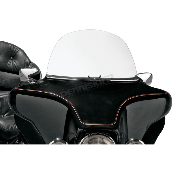 Slip Streamer 13 in. Clear Windshield for HD Touring Fairings - S-134-13