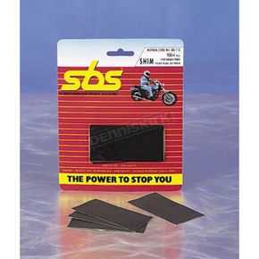 SBS Brake Pad Shims - 9500