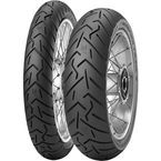 Front Scorpion Trail II 120/70ZR-17 Blackwall Tire - 2526300